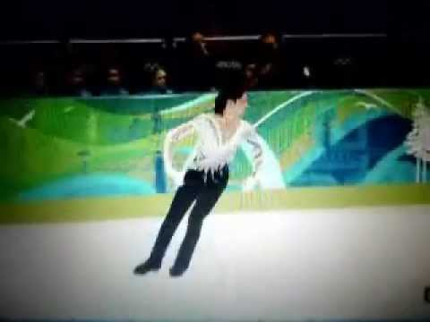 Johnny Weir FS at Vancouver
