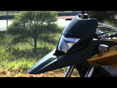 Avaliação da Honda XRE 300