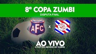 Final Copa Zumbi - Confronto entre Auto-Car x Mixto