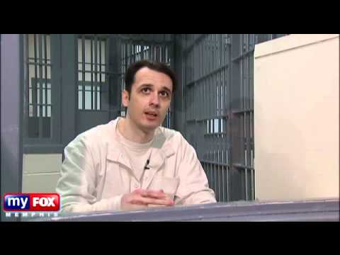 Damien Echols Life on Death Row  Part 1 | My Fox Memphis | Fox 13 News 1