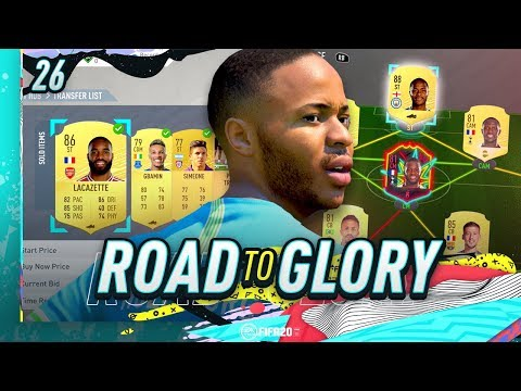 FIFA 20 ROAD TO GLORY #26 - MY NEW 'STRIKER'!!!