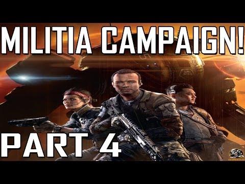 "Titanfall Walkthrough (Part 4) – Militia Campaign Mission 4 ""Get Barker"""