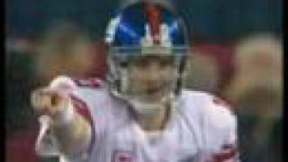 Eli Manning Disney Commercial 1st Take