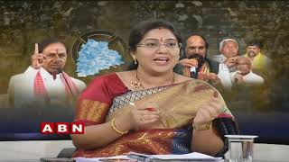 Debate on political parties strategies for Telangana Assembly Elections   TRS Vs Mahakutami   Part 2