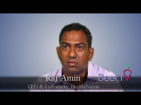 The Word on Online Video Syndication by HealthiNation's Raj Amin