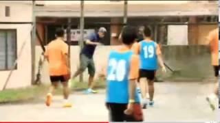 Neymar birriando en las calles de Malasia - FUTMANIATICOS