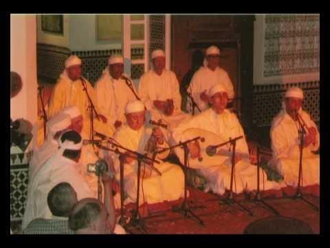 Ensemble Said Belcadi - 2 -Amdah Nabawuiya -Anachid dinia-anachid diniya-Moual El Hadra