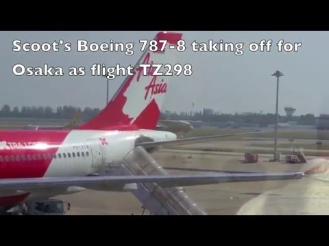 Thai AirAsia X Economy Class 'Quiet Zone Cabin' Flight Report: XJ606 Bangkok to Tokyo