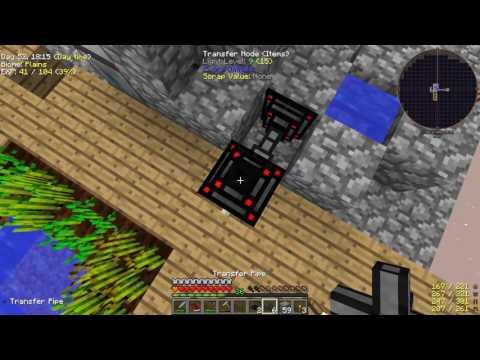 """Minecraft HQM """"Project Ozone"""" #15 - Fabrykator lawy"""