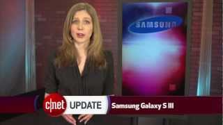 Galaxy S III knows your voice - CNET Update