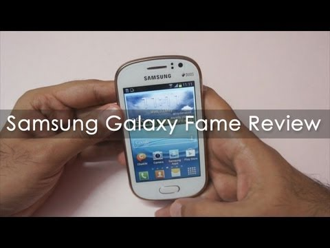 Samsung Galaxy Fame In-depth Review