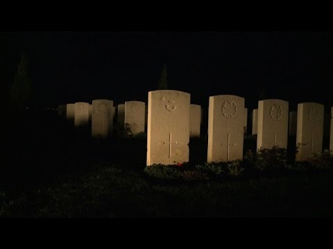 Anzac Day honours heroes of WWI's Western Front