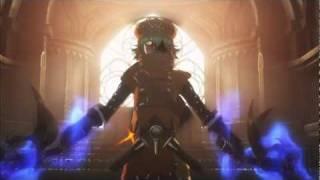 dot .hack GU Trilogy epic fight scenes HD 720p