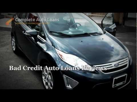 Bad Credit Auto Loans Reviews - Complete Auto Loans