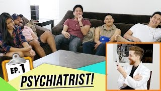 Playing Psychiatrist!
