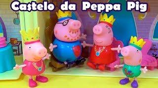 PEPPA PIG CASTLE  #PeppaPig  #GeorgePig #TiaCris  #ILOVEPEPPAPIG