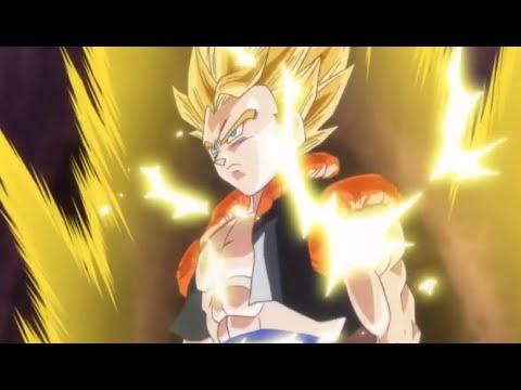 Super Saiyan 2 Gogeta vs Majin Buu Official Animation