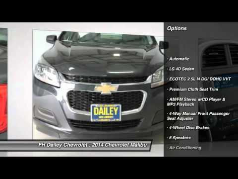 2014 Chevrolet Malibu FH Dailey Chevrolet - Bay Area - San Leandro CA 5671
