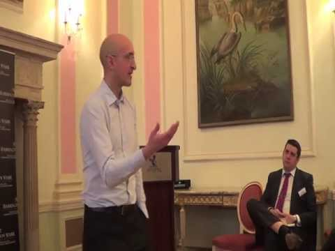 Matthew Syed - The myth of talent and power of practice
