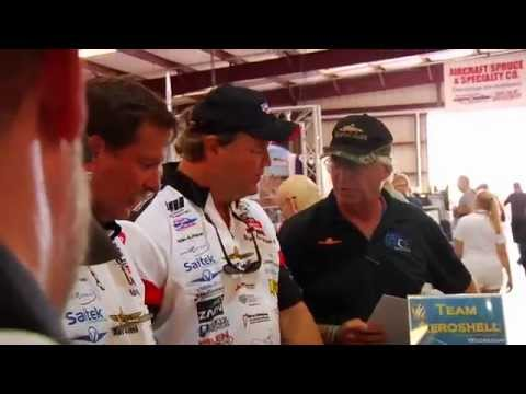 Aeroshell Aerobatic Team & Honda Generators