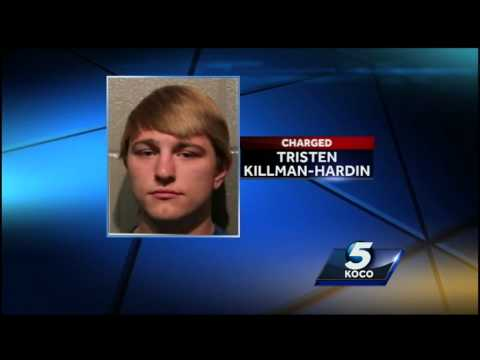 Norman teen arrested, charged with rape