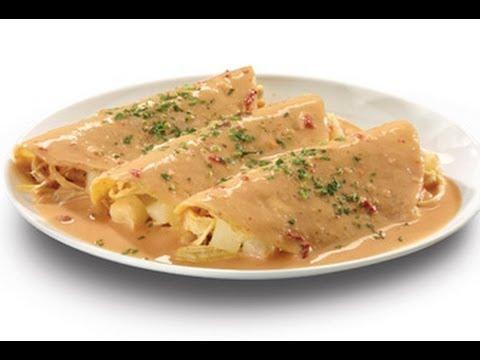 Pechugas en salsa cremosa de Chipotle