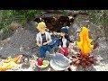 Адриан строит шалаш Видео из игрушек Леди Баг и Супер Кот Часть3 mp3