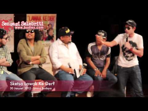 media lawak ke der 2 full movie