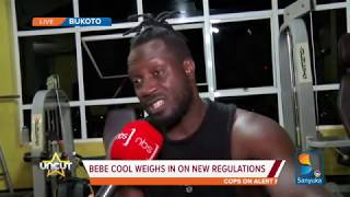 Uncut: Bebe Cool Threatens to name all Musicians who Sign for Money from State House