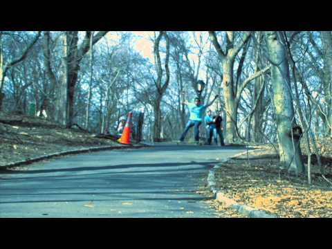 Crazed Film - Dexterous Longboarding