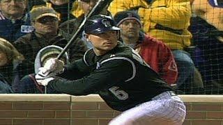 2007 WS Gm3: Holliday clubs a three-run home run