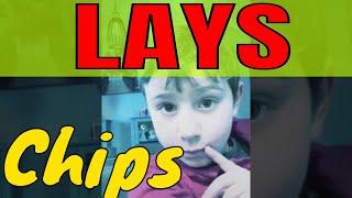 Lays ripple salt and vinegar chips