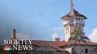More Than A Dozen Charities Cancel Fundraisers At Mar-A-Lago | NBC Nightly News