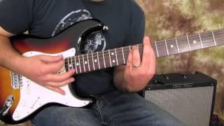 Bob Marley Jamming Reggae Guitar Lesson