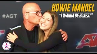 Howie Mandel On Why He's NO LONGER Mr. Nice Judge | America's Got Talent