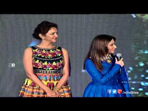 Tamannaah Bhatia Praises Manchu Lakshmi @ Dongaata / Dongata Audio Launch