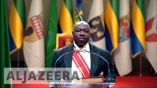Ali Bongo sworn in as Gabon's president
