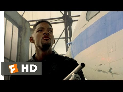 Bad Boys (6/8) Movie CLIP - Hangar Shootout (1995) HD