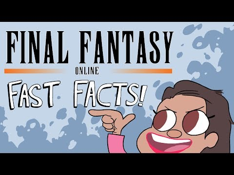 Final Fantasy XIV - Fast Facts!