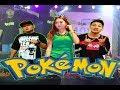 pendhoza - pokemon - live terbaru 2018 - alun alun wonosobo
