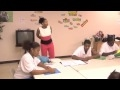 Author Adra Young's Last Day With Her Summer Group At The Detroit Impact Center Part 1