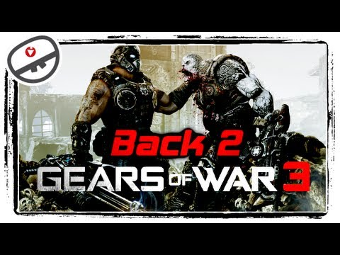 Back 2 Gears of War 3 [Borsty macht es LIVE] Multiplayer Commentary