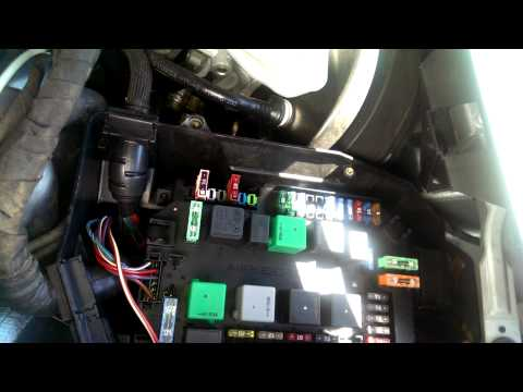 fuse panel location in mercedes how to save money and do it yourself