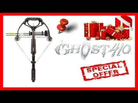 Barnett Ghost 410 Crossbow Review - $300+ Discount HERE!