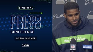 Linebacker Bobby Wagner Divisional Press Conference | 2019 Seattle Seahawks