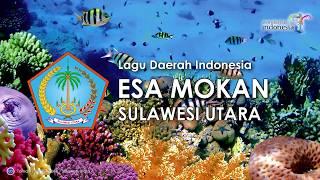 Esa Mokan - Lagu Daerah Sulawesi Utara (Karaoke, Lirik dan Terjemahan)