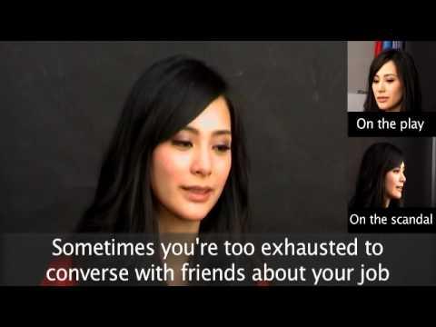 Gillian Chung (鍾欣桐) - On Charlene Choi (蔡卓妍)