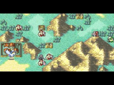 Fire Emblem: The Sacred Stones - Chapter 2 (Female Only Run)