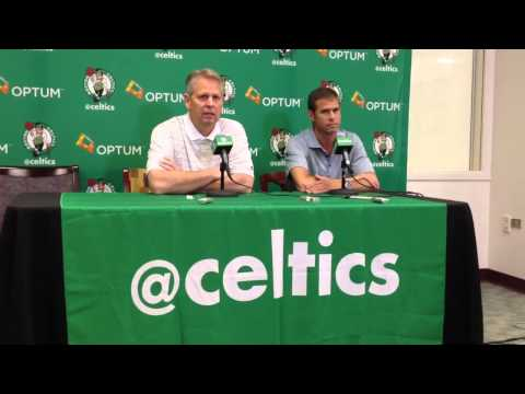Danny Ainge Celtics fans shouldn't feel resentment toward Doc Rivers