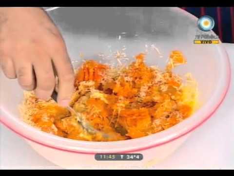 Recetas sin carne: Tremenda tarta casera de calabaza y acelga.